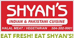 Shyan's Kitchen